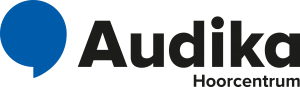 Audika hoorcentrum logo